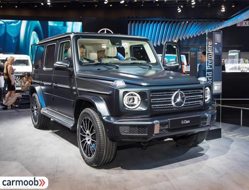 سعر ومواصفات مرسيدس جي كلاس 2019 مميزات وعيوب Mercedes G Class 2019